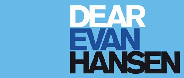 Dear Evan Hansen a Broadway Billets