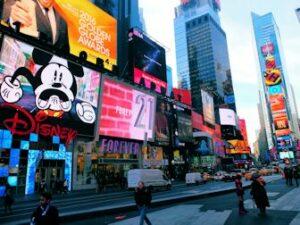Disney Store de Times Square
