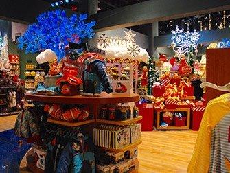 Disney Store de Times Square - Finding Nemo
