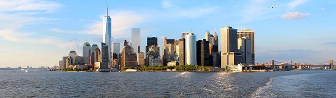 Croisières à New York