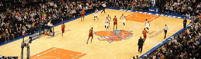 Basketball : Les New York Knicks