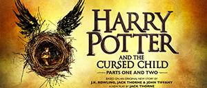 Billets pour Harry Potter à Broadway