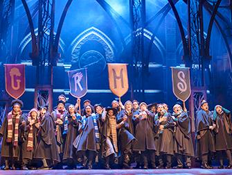 Billets pour Harry Potter à Broadway - A Hogwarts