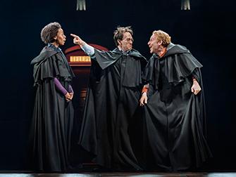 Billets pour Harry Potter à Broadway - Discussion
