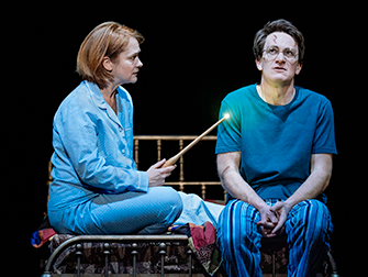 Billets pour Harry Potter à Broadway - Harry et Ginny