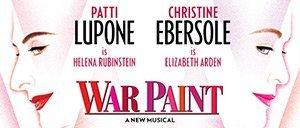 Billets pour War Paint à Broadway