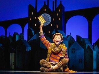 Meilleures comédies musicales Broadway pour enfants - Charlie and the Chocolate Factory