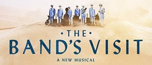 Billets pour The Band's Visit à Broadway