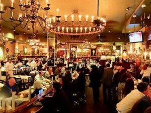 Carmine's restaurant familial à New York