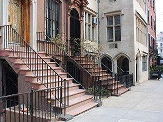Visite des films classiques à New York - Appartement dans Breakfast at Tiffany's