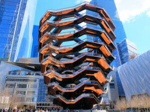 Hudson Yards Vessel à New York