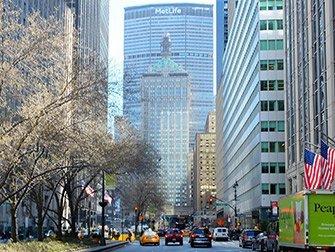 Visite Super-héros à New York - Park Avenue