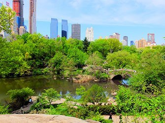 Difference entre le New York Sightseeing Flex Pass et le New York Explorer Pass - Central Park