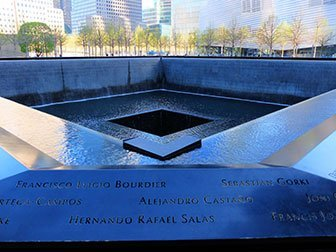 La différence entre le New York Sightseeing Day Pass et le New York Pass - 9/11 Memorial