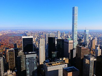 USA Sightseeing Pass - Vue du Top of the Rock