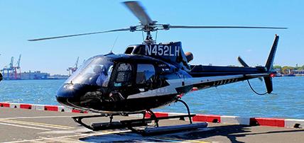 Visites en Hélicoptère