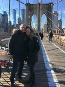 gagnez un voyage à New York - Brooklyn Bridge