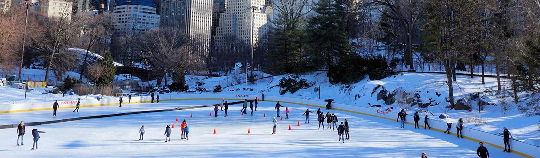 Faire du Patin à glace New York
