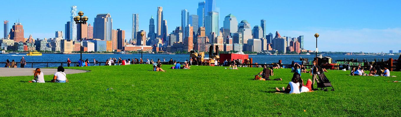 Les plus beaux parcs de New York