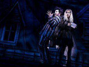 Billets pour Beetlejuice à Broadway - Beetlejuice & Lydia