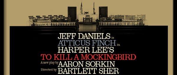 To Kill a Mockingbird à Broadway Billets