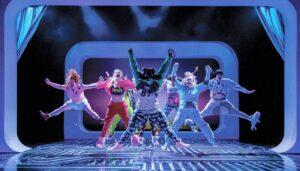 Billets pour Be More Chill à Broadway - Danse