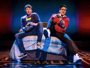 Billets pour Be More Chill à Broadway - Jeremy et Michael