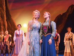 Meilleures comédies musicales Broadway pour enfants - Frozen