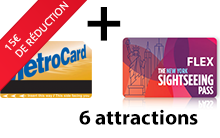 Unlimited + 6 attractions