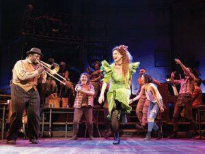 Billets pour Hadestown à Broadway - la danse