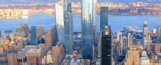 Hudson Yards à New York