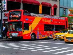 Différence entre le New York Sightseeing Flex Pass et le Sightseeing Day Pass - Hop-on Hop-off Bus