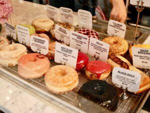 Visite Donut à New York