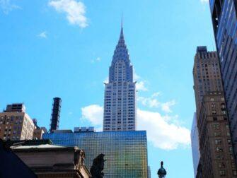 Chrysler Building a New York - Style Art Deco