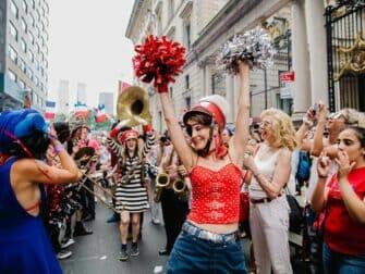Bastille Day à New York - 14 juillet