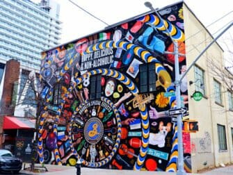 Visite guidée de Brooklyn avec guide français - Street Art NYC