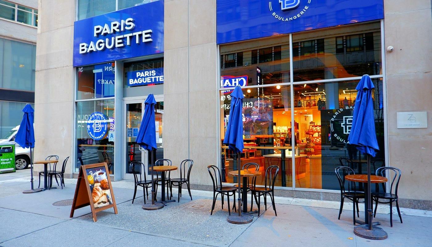 Les Frenchies à New York - Paris Baguette